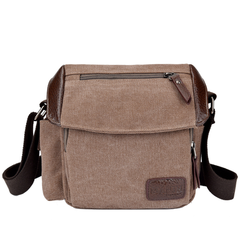 a35e6f34d928 MANJIANGHONG Canvas Men s Bag Fashion Men Cross Body Square Bag Casual Men  Shoulder Bag Retro Shoulder Men Messenger Bag Top