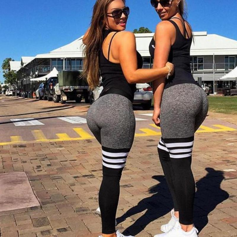 Hot Women In Tight Yoga Pants