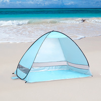 Lixada Outdoor Instant Pop Up Beach Tent Lightweight UV Protection Sun Shelter Tent Sunshade Canopy Waterproof Camping Tent