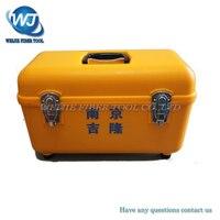 Оригинальный Цзилун kl 280 kl280g KL 300 Волокно сварочный аппарат чехол/Волокно оптический сварочный аппарат случай/коробка