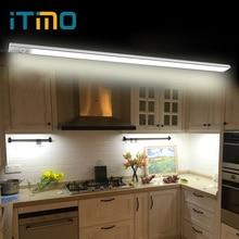 iTimo Touch Sensor LED Bar Light Cabinet Light LED Lighting Aluminium Profile LED 36LED Kitchen Lights LED Strip