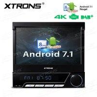 7 Universal Android 7 1 Single 1 Din DAB Radio Car DVD GPS 32G ROM 2G