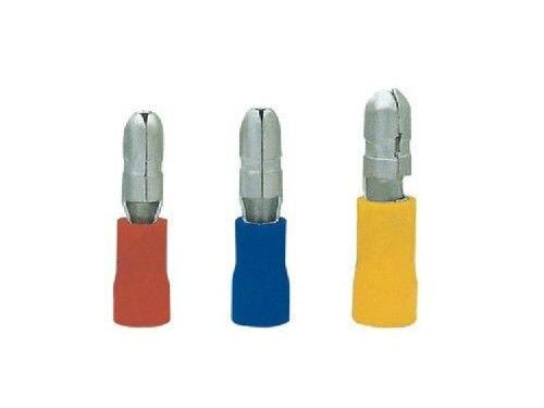 Здесь продается  200pcs 4mm Male Insulated Bullet Crimp Terminal Connector 16-14 AWG  Электротехническое оборудование и материалы