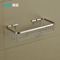 Free Shipping Bathroom Accessories ,Bathroom Shower Racks Triangular Basket Shower Caddy Shelves, Stainless Steel 304 Made