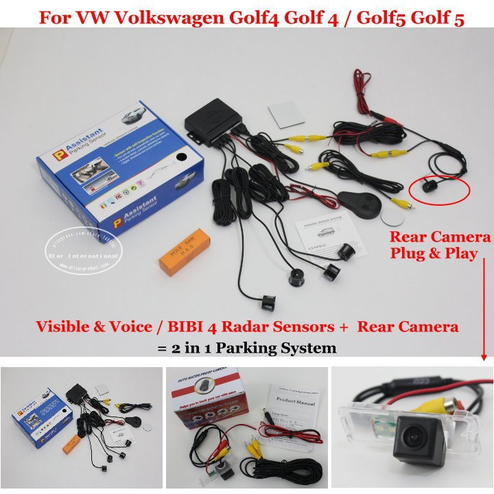 VW Volkswagen Golf4 Golf 4 Golf5 Golf 5 parking system