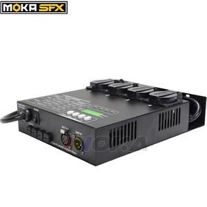 Image 5 - Compatto Dimmer e Interruttore Pack Auto/DMX 512 Modalità di Oscuramento Della Luce DMX Dimmer Pack Controller Stand alone di Musica controllo A001 per A512