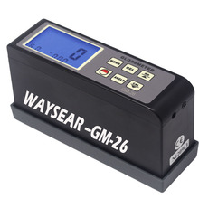 GM-26 прибор для измерения Диапазон 0,1-200Gu 20 60 мульти-угловой измеритель глянца Портативный цифровой измеритель яркомер краски прибор для измерения блеска