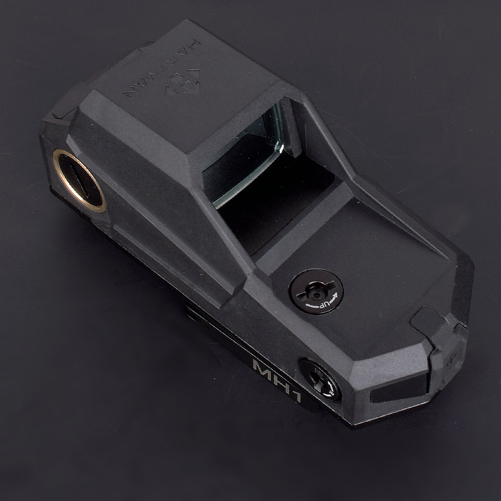 MH1 Tactical Red Dot Sight Scope Reflex Sight Holographic Red Dot Rifle Sight With QD Quick Detach Mount Hunting Scope