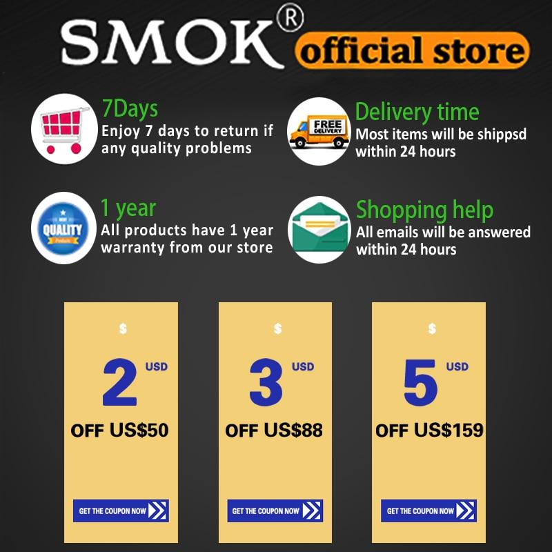New SMOK stocks e Cigarette Vape kit SMOK G-PRIV 2 Luxe Edition Kit 230W Box TFV12 Prince Atomizer 8ML Tank VS SMOK X Priv Kit