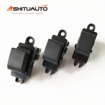 Wysokiej jakości 25411-AX010 dla Nissan Versa S SL Tiida C11X SC11X okno przełącznik zasilania szklana winda pojedynczy przełącznik FR RR RL