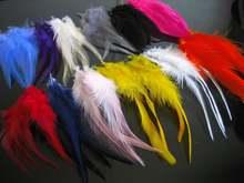 Петушиные перья премиум класса 600 шт отлично подходят для изготовления