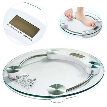 Hot Sale Digital LCD Electronic Glass Bathroom Weighing Scales Weight Loss Bath Health  88 digital weighing scale lazada