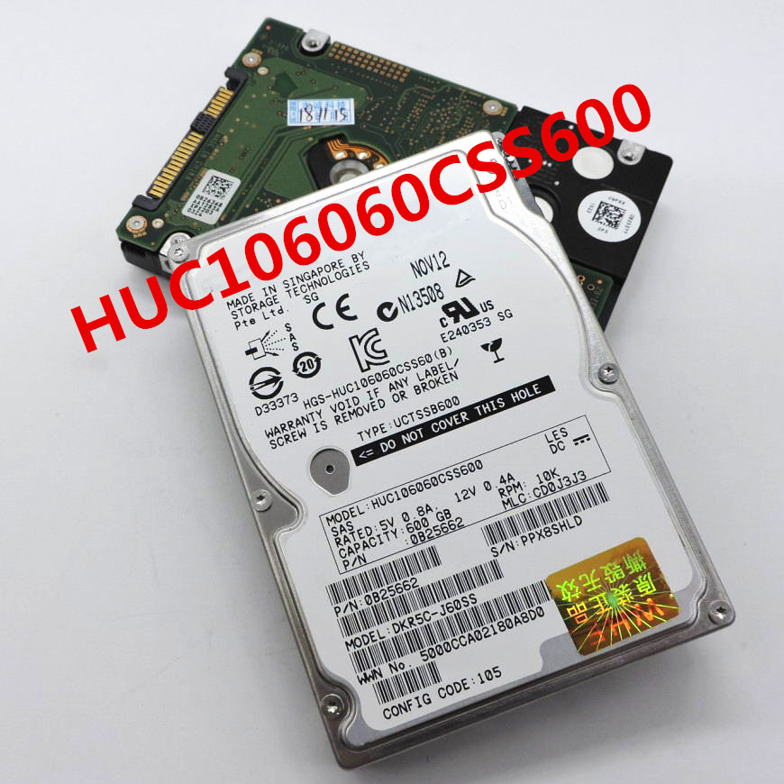 Networking New And Original For F938p 600gb Sas 10k St3600002ss 005048960 3 Year Warranty