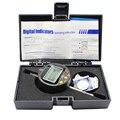 1 шт. высокоточные цифровые индикаторы 0-12.7x0.001мм цифровой дисплей процентиловый коэффициент циферблат индикатор диапазон 0-12 7 мм