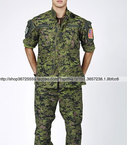 us army military uniform for men Canada digital camouflage special warfare training jacket and pants policemen costumes children s special police service boys army military uniform coat pants belt gloves hat performance cltohes