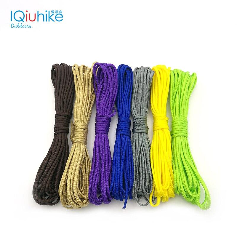 iqiuhike-200-colori-5-metri-di-paracord-550-parachute-cord-lanyard-corda-spec-tipo-iii-7-strand-climbing-campeggio-di-sopravvivenza-attrezzature