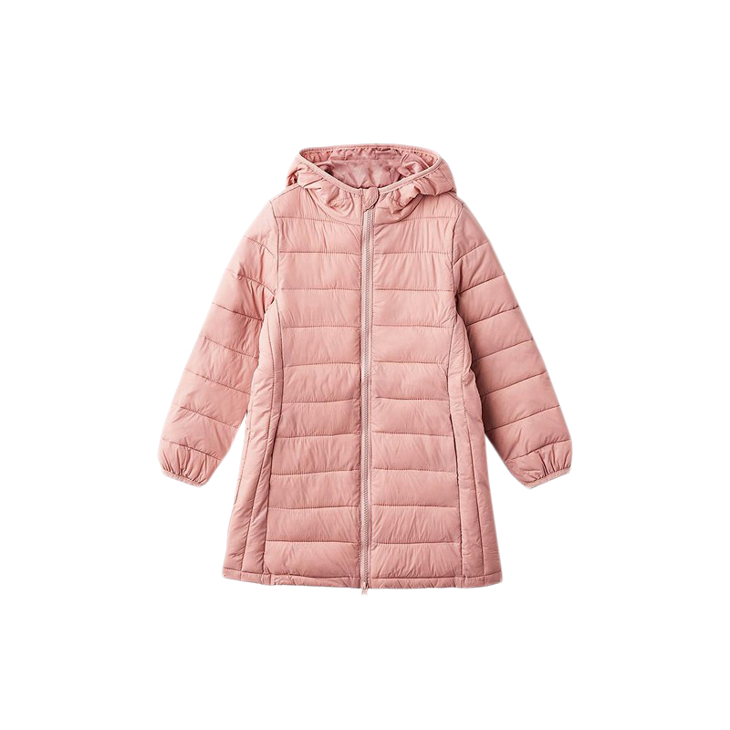 Jackets & Coats MODIS M182K00400 for girls kids clothes children clothes TmallFS db5490 dave bella autumn winter infant baby girls fashion jackets toddler hooded outerwear children cute hight quality clothes