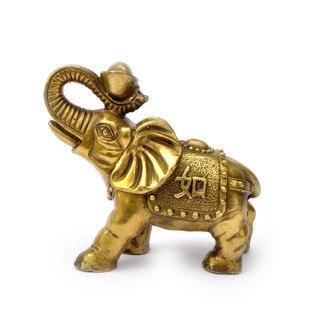 Antique cuivre bouddha Maitreya chanceux bon augure feng shui ornements processus de décoration