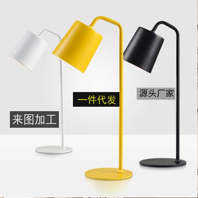 TUDA 2017 LED Table Lamps Modern Minimalist Colin Desk Lamp Home Office Young Fashion Classic Decorative Lighting colin p sisson sisemine ärkamine