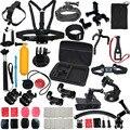 Sports Accessories Kit Bundle Attachments for Gopro hero HD 5 4/3/2/1 SJ4000 SJ5000 SJ6000 H9R H9 H9SE