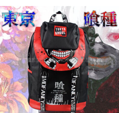 Tokyo Ghoul Ken Kaneki Travelling Backpack Shoulder Bag