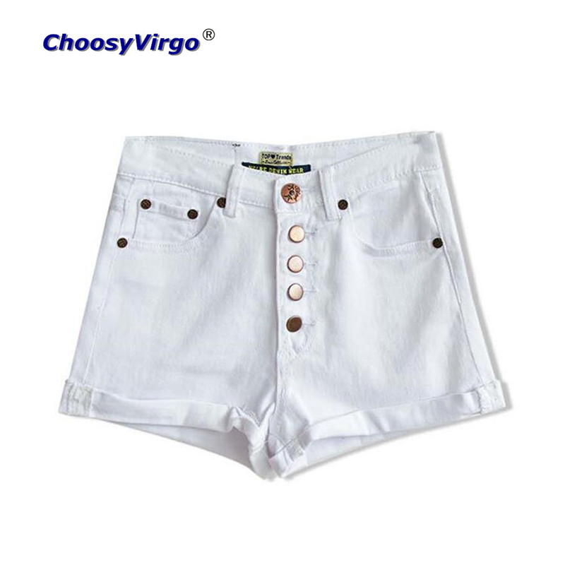 Ladies High Waisted Denim Shorts Promotion-Shop for Promotional ...