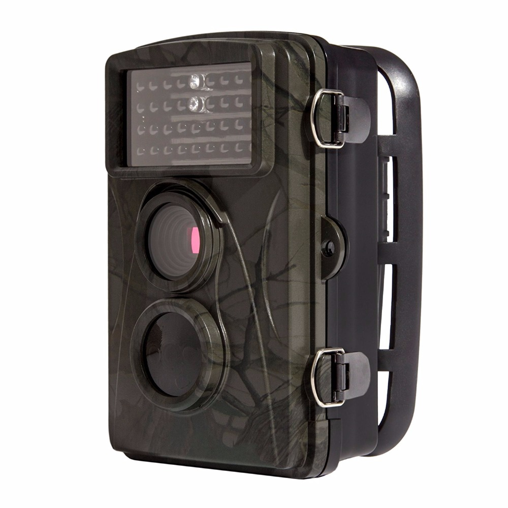 12MP 720P Hunting Camera H3 IP54 Waterproof Wild Trail Camera Infrared Night Vision Animal Observation Recorder 3