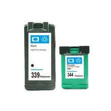 For HP 339 344 Ink Cartridge For HP Deskjet 460 5740 5745 5940 6520 6540 6620 Photosmart 475 2575 2610 2710 8050 8150 8450 8750