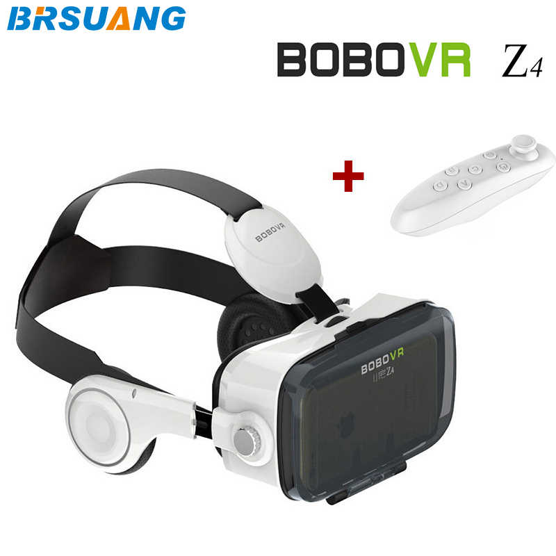3ae89079829a 10pcs lot New BOBO VR Z4 4.0-6.0 inch Virtual Reality 3D Movies Games