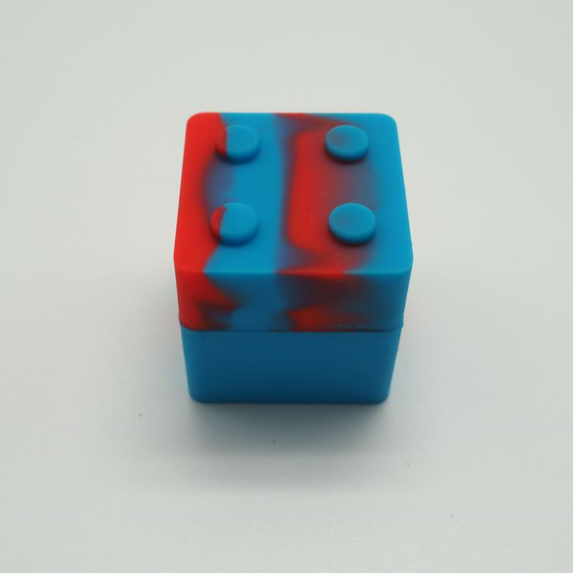 silicone small square container (9)