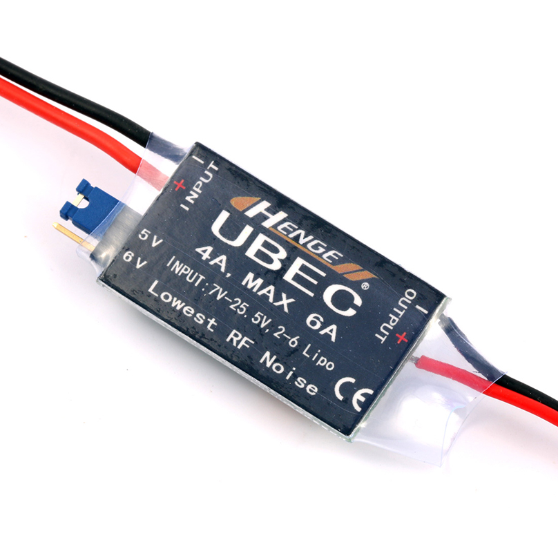 Henge 5/6V 4A 2-6S UBEC