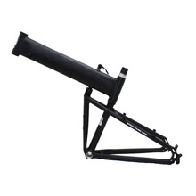 MTB bike  Folding frame 26 aluminium folding mountain 17 inch suspension bicycle