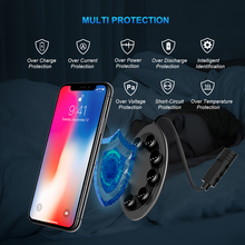 Newest Egeedigi 10W Sucker wireless charger Fast Charging For Micro USB Xiaomi Note Huawei Honor Type-C OnePlus Ulefone LG