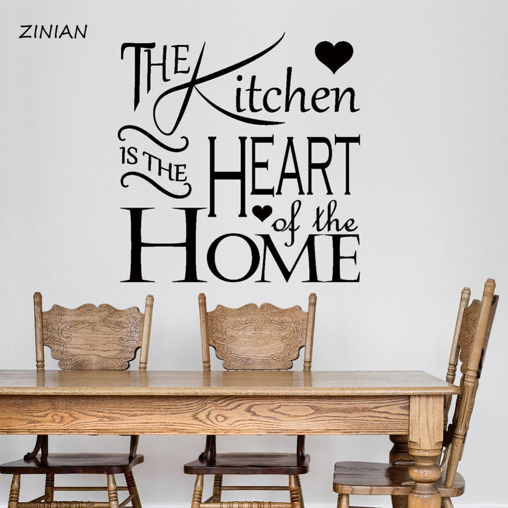 Family Interior Wall Decal Kitchen Quotes Kitchens Were Made To Dksh Tas Perlengkapan Bayi Int 402 Penawaran Stiker Dinding Dapur Adalah Jantung Dari The Rumah Vinyl Decals Dekorasi