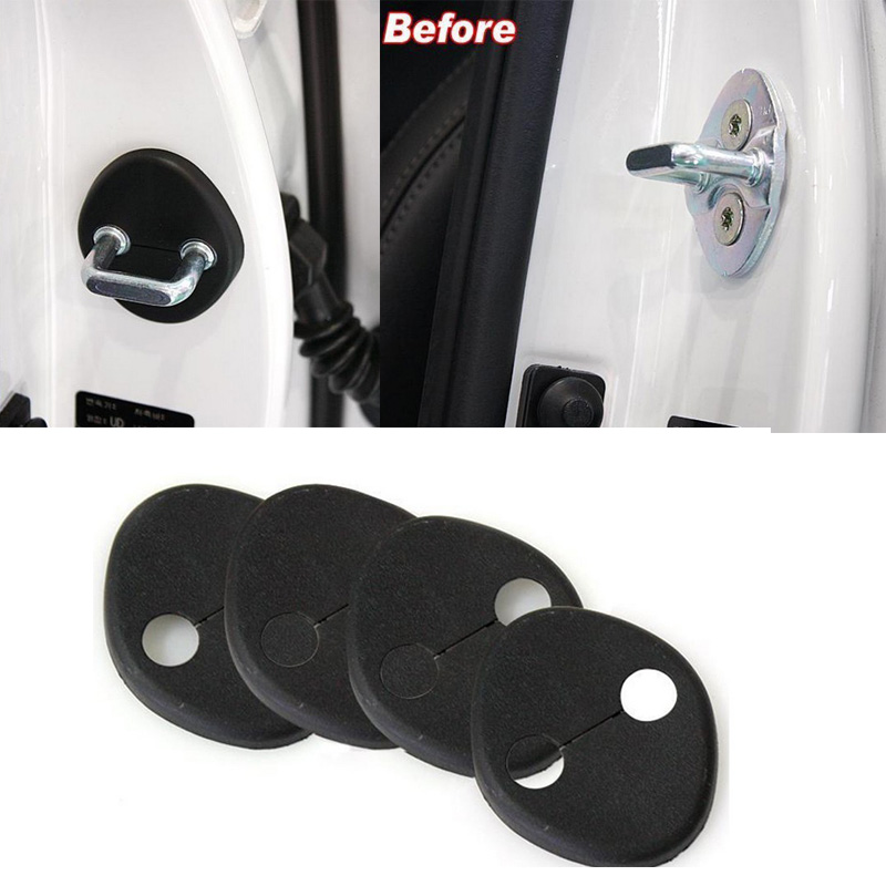 Hyundai Soul: ヾ(^ ^)ノCar Door Lock ᗔ Protective Protective Cover Fit For