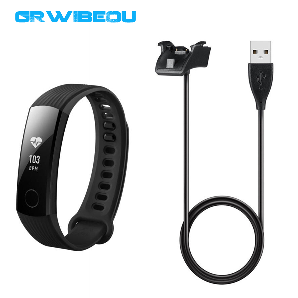 Magnetic Battery Dock USB Charger Cradle for Huawei Honor 3 Band 2 Pro Smart Wristband Bracelet Charging Cable for HUAWEI Honor3 купить в Москве 2019