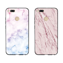 MA Marble Style Fashion Woman phone case cover For Xiaomi Redmi mix2 3 A1 A2 4X 5A 5 Plus 8 lite Note4X Note5A 56Pro soft