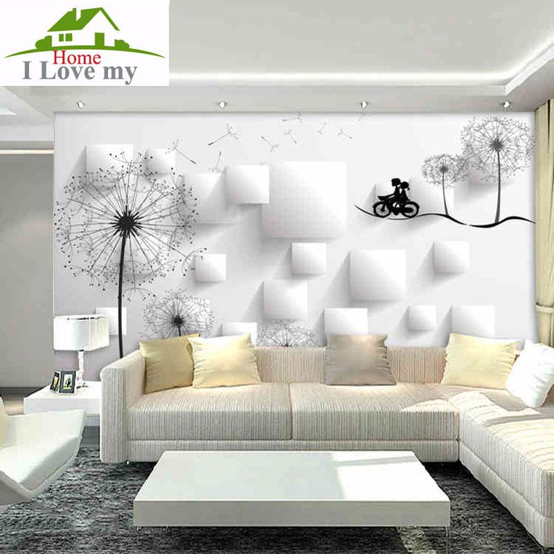 sweet home papel tapiz para paredes 3 d flores sala de estar y dormitorio wallpaper popular. Black Bedroom Furniture Sets. Home Design Ideas