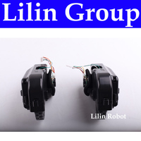 For B2000 B3000 Left Right Wheel Assembly For Vacuum Cleaning Robot Includes 1 Left Wheel