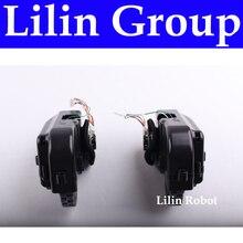 ( para b2000, b3000, B2005 ) a la izquierda y derecha de la rueda para vacío Robot de limpieza, incluye 1 izquierda conjunto de la rueda 1 de la rueda derecha