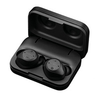 Latest Style Mini Wireless Bluetooth Headphones Earbuds Headset Sweat Proof TWINS Earphone With Charging Box For