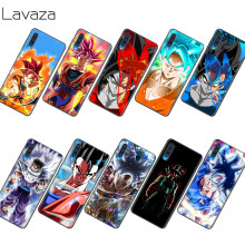 Dragon Ball Z Super Dbz Goku Case untuk Samsung Note 10 S6 S7 S8 S9 S10 S10e S20 Ultra A71 a51 A81 A91 M10 M20 M30 Lite Edge PLUS(China)