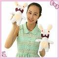 Кролик плюшевые игрушки pokemon мягкие игрушки Музыкальные миньонов игрушки куклы мини чучела животных детские губка боб каваи окончания подарок