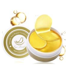 Gold Collagen Moisturizing Eye Mask Women Anti-aging Collagen Gel Eye Patches