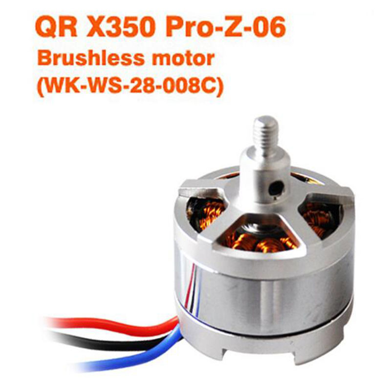 Original Walkera QR X350 PRO Motor sin escobillas QR X350 PRO Z 06 (WK WS 28 008C)-in Partes y accesorios from Juguetes y pasatiempos on AliExpress - 11.11_Double 11_Singles' Day 1