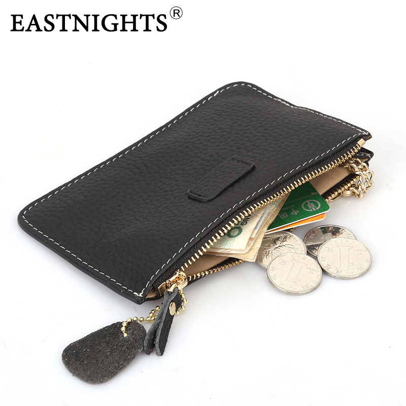 2017 New High Quality Genuine Leather Mini Coin Purse Women Small Coin Bags Slim Wallet Creative