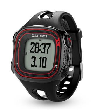 Esecuzione sport orologio GPS garmin Forerunner 10 uomini & donne outdoor sport in esecuzione di formazione intelligente guarda con il GPS impermeabile