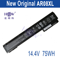14 4V 75WH New Laptop Battery AR08XL For HP ZBook 17 15 Mobile Workstation HSTNN IB4H