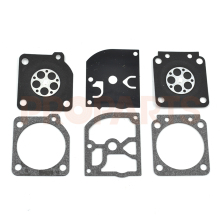 GND 33 GND 39 Zama Carburetor Diaphragm Gasket Kit HUS 40 45 49 51