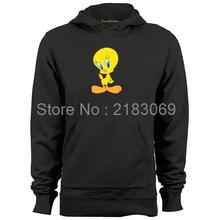 Cute Tweety Bird Mens & Womens Comfortable Lovely Cartoon Hoodies